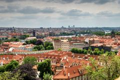 Прага, Чешская Республика Стоковое фото RF