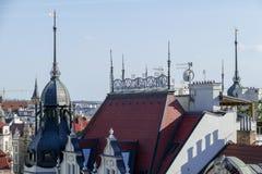 Прага, Чешская Республика Стоковые Изображения