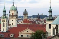 Прага, Чешская Республика Стоковое Изображение