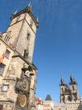 Прага (ЮНЕСКО) Стоковая Фотография RF