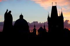 Прага Стоковая Фотография