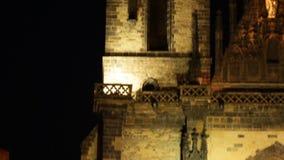 Прага сток-видео
