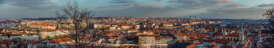 Прага стоковое изображение
