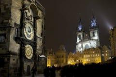 Прага III. Стоковая Фотография