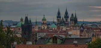Прага XX Стоковая Фотография