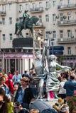 Праздненства в честь дня рождения 870th годовщины  Стоковая Фотография RF