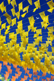 празднество Бразилии популярное стоковое изображение