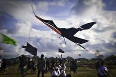 Празднество змея Бали Стоковые Фотографии RF