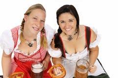 Празднество пива Мюнхен стоковая фотография