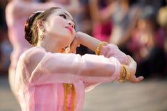 празднество танцора тайское Стоковое Изображение RF