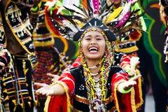празднество 2011 kadayawan стоковая фотография rf