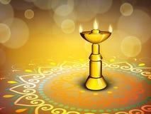 Празднество background.EPS 10. Diwali. Стоковое фото RF