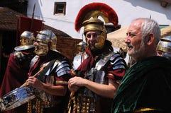 Празднество CARABANZO. Астурия. ИСПАНИЯ Стоковая Фотография RF