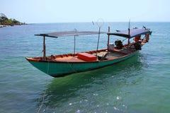 Праздники в Камбодже красивый вид от пляжа Внушительный мир перемещения Остатки лета стоковое фото rf