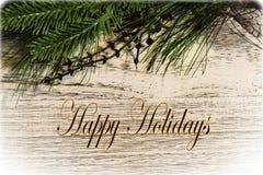 праздники карточки приветствуя счастливые стоковые фотографии rf