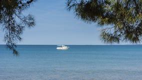 праздники праздника встречая романский вектор каникулы моря стоковые фото