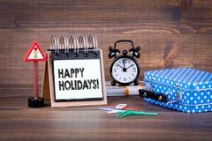 праздники экземпляра принципиальной схемы рождества счастливые размечают вал текста стоковые фото