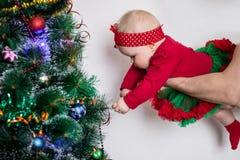 Праздники ` s Нового Года Праздники рождества стоковые изображения
