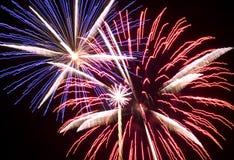 праздник взрыва Стоковое фото RF
