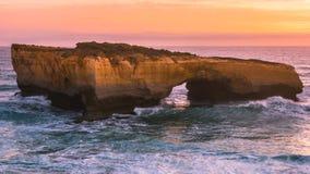 Праздник в Австралии - национальный парк Campbell порта национальный парк Стоковые Изображения RF