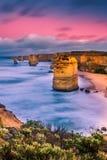 Праздник в Австралии - национальный парк Campbell порта национальный парк Стоковое Фото