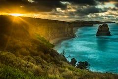 Праздник в Австралии - национальный парк Campbell порта национальный парк Стоковая Фотография