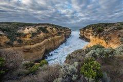 Праздник в Австралии - национальный парк Campbell порта национальный парк Стоковые Фото