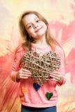 праздник дня валентинок и торжество партии Стоковое Изображение