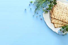 Праздник еврейской пасхи концепции торжества Pesah еврейский стоковая фотография