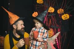 Праздник и торжество хеллоуина Стоковое фото RF