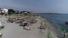 Праздник на Чёрном море на солнечный день
