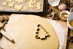 праздник печенья выпечки Стоковые Фотографии RF