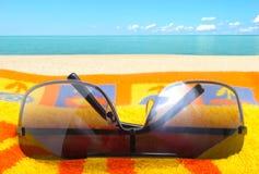Праздник пляжа, сезон. Стоковые Изображения RF