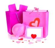 праздник подарков романтичный Стоковая Фотография RF