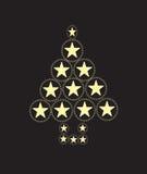 праздник рождества предпосылки Стоковая Фотография RF