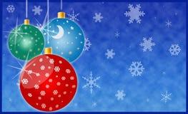 праздник рождества предпосылки Стоковые Фотографии RF