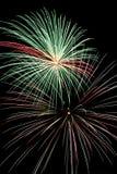 праздник феиэрверков торжества Стоковое Изображение RF