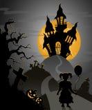 Праздник хеллоуина стоковые изображения