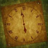 праздник часов карточки Стоковая Фотография RF