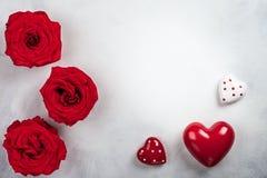 Праздничная концепция на день Святого Валентина стоковое фото rf
