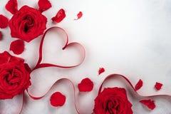 Праздничная концепция на день Святого Валентина стоковые фото