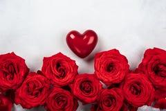 Праздничная концепция на день Святого Валентина стоковое фото