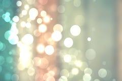 Праздничная красочная абстрактная мягкая предпосылка с сверкная сияющим b Бесплатная Иллюстрация