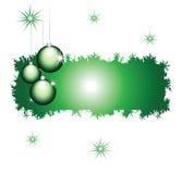 празднично украсьте рамки Стоковая Фотография RF