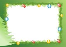 праздничные рамки Стоковое Изображение RF