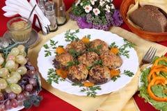 праздничный ужин Стоковые Фото