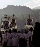 праздновать святой людей mary Стоковое фото RF