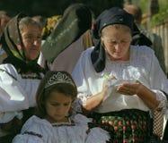 праздновать святой людей mary Стоковые Фотографии RF