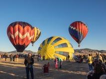 празднество воздушного шара горячее Стоковые Фото