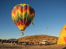 празднество воздушного шара горячее Стоковое Изображение